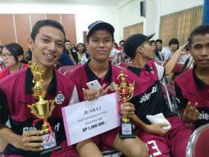 Foto Ekstrakurikuler Futsal